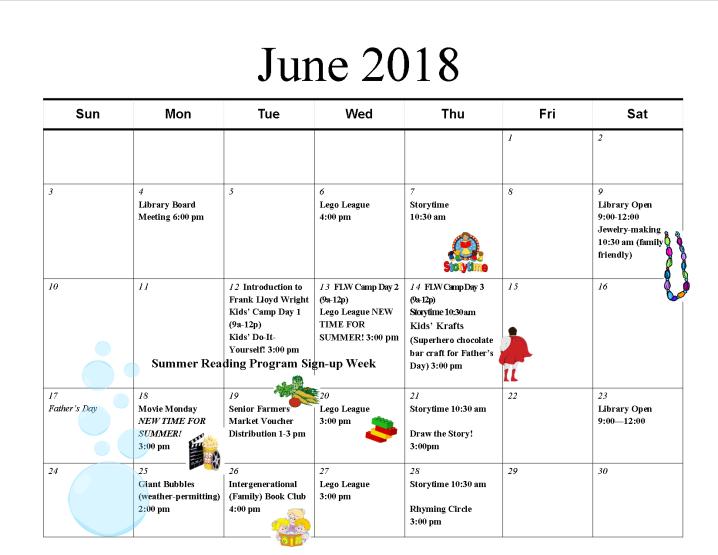 calendar2018-06