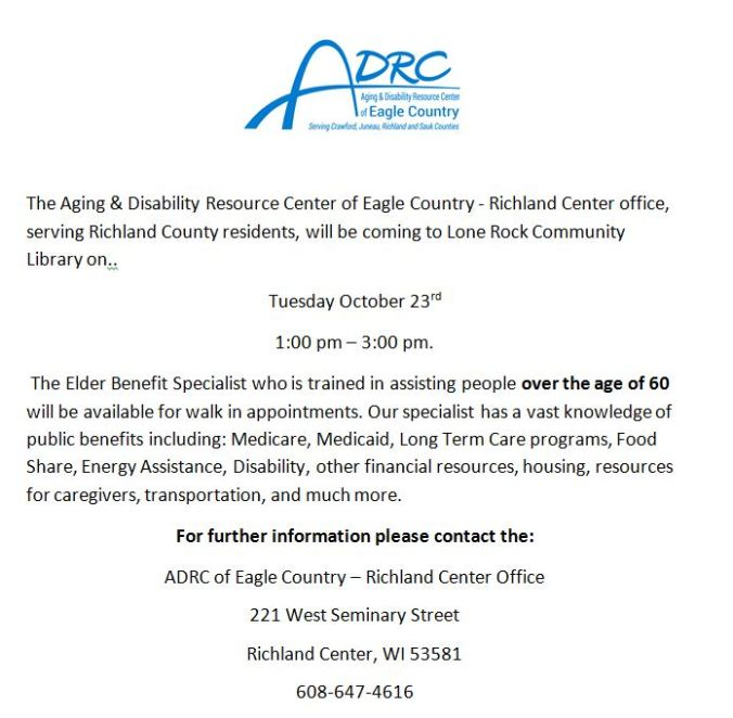 ADRC October 18